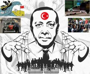 Erdogan one party state