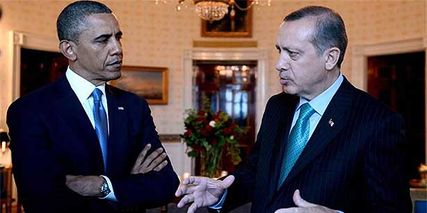 Obama warns Erdogan