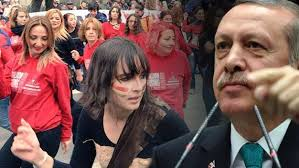 Erdogan women