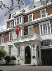 Turkish Consulate London